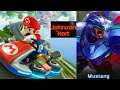 MARIO KART IN MOBILE LEGENDS?! Johnson Kart: Double Crash