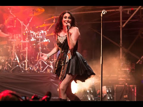 Within Temptation Live At Woodstock Festival Poland 2015 (currently: Pol'and'Rock Festival)