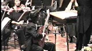 """Concierto Ecuatoriano"", Luis H. Salgado, René Zambrano C. (Solista), III Allegro Spirituoso."