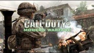 CALL OF DUTY 4 MODERN WARFARE # 7 missão