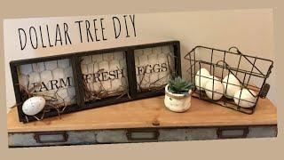 DOLLAR TREE DIY HOBBY LOBBY DUPE!!!