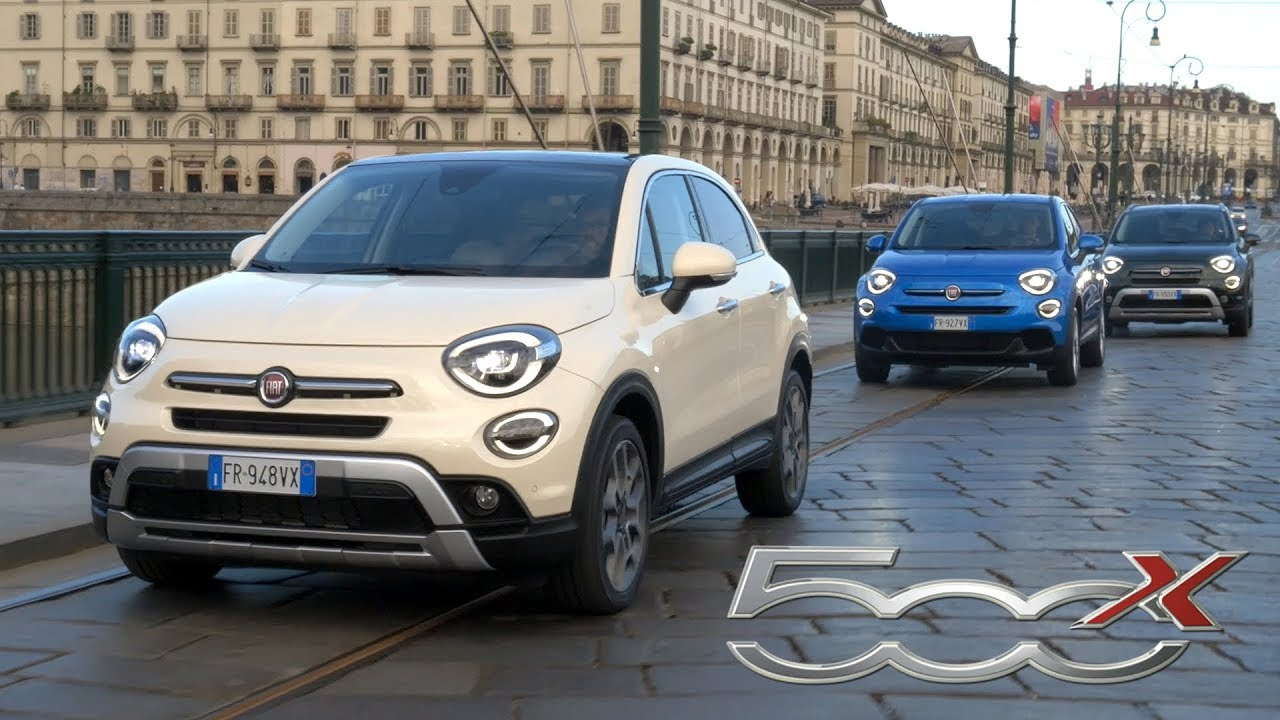 2019 fiat 500x cross green city cross white urban blue media drive event youtube. Black Bedroom Furniture Sets. Home Design Ideas