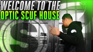 INTRODUCING The OpTic Scuf House - Entire House Walkthrough
