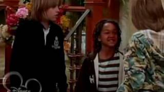 Suite Life Of Zack and Cody Romancing the phone part 3