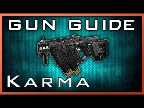 Best Karma Variant! | Infinite Warfare Gun Guide #10 (Detailed Weapon Stats & Review)