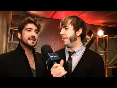 Premios 40 Principales 2011 - Lo que no viste: Antonio Orozco