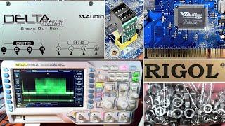 Распаковки (№74), тесты Rigol DS1054Z [Запись]