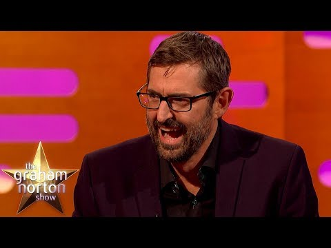 Louis Theroux Brings His Infamous Voiceover To The Show   The Graham Norton Show