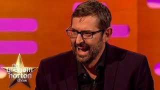 Louis Theroux Brings His Infamous Voiceover To The Show | The Graham Norton Show