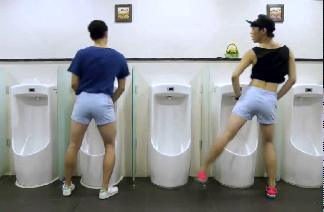 koreans boys do touch my bodysistar in bathroom - youtube