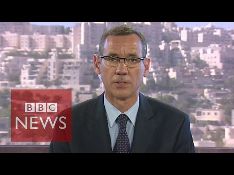 'Hamas has destroyed the chance of humanitarian aid for Gaza' says Mark Regev - BBC News