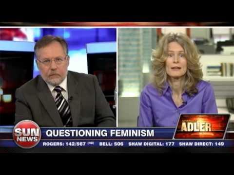 Dr. Janice Fiamengo ed on the Charles Adler