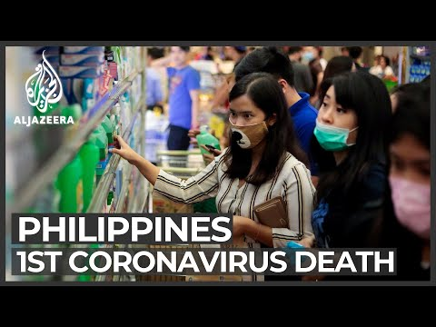 Philippines Reports Coronavirus Death, China Toll Reaches 304