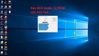 Key Gcafe Mới Nhất 2018 From Youtube - The Fastest of Mp3