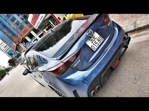 Mazda 3 bản 2.0 độ nhẹ thể thao, nẹp bô cực hay - LH: 091.772.5555 Song Thảo