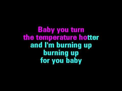 Burnin' Up  Karoake Jonas Brothers - You Sing The Hits