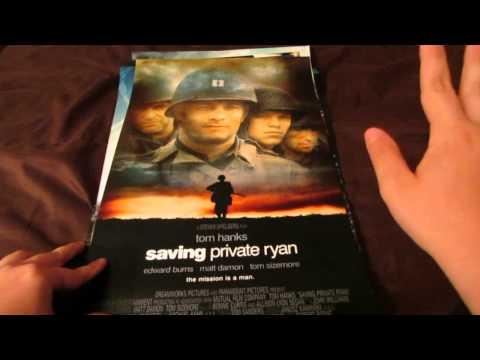 HUGE Amazon Movie Poster Haul!!