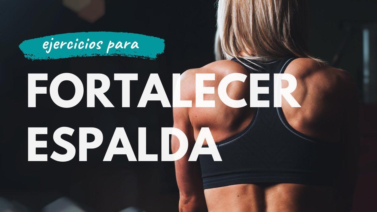 3 Ejercicios Con Cinta Para Fortalecer La Espalda Alta Youtube