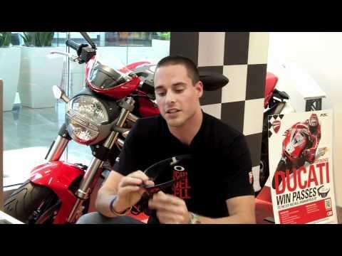 Oakley Ducati Fuel Cell
