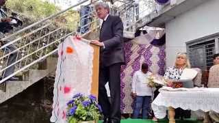 Ian Mayes QC speech at George Cross handover ceremony