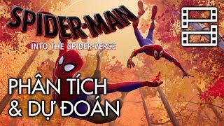 SPIDER-MAN: INTO THE SPIDER-VERSE - Phân tích trailer mới & Dự đoán