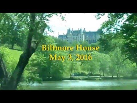 Biltmore Gardens in Spring