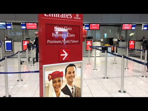 Perfect Comfort Emirates A380 Business Class & Lounge DUS - DXB | COMPLETE FLIGHT REVIEW