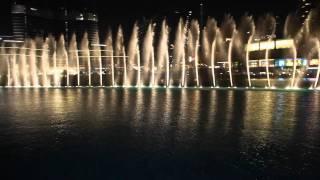 Fuente de Dubai (Dubai Fountain)