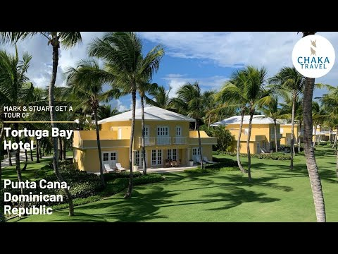 Tortuga Bay Hotel Punta Cana Dominican Republic