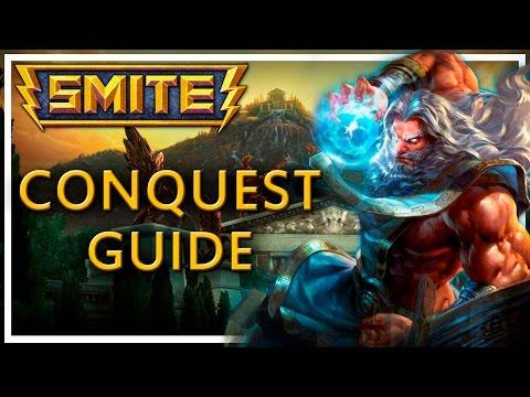 видео: smite: conquest, гайд для новичков