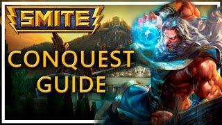 Smite: Conquest, гайд для новичков