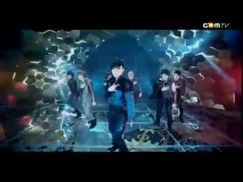 U-Kiss - Round and Round MV [Ver 2]
