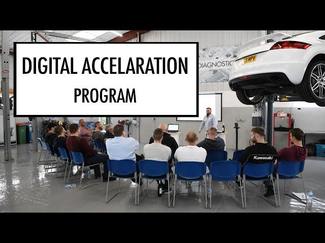 ADS Automotive: Digital acceleration program