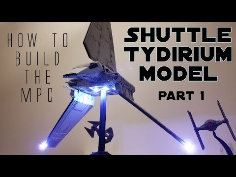 Shuttle Tyridium MPC