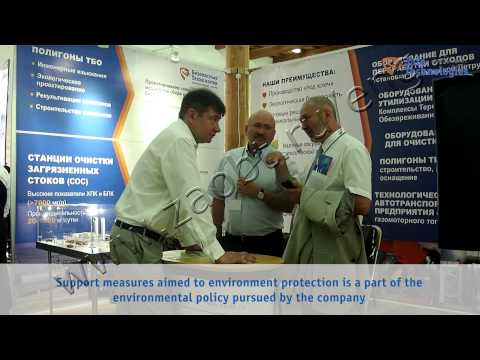Safe Technologies at the Environmental Forum Caspian Day