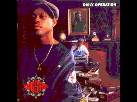 Gangstarr  The Daily Operation Instrumentals Full Album