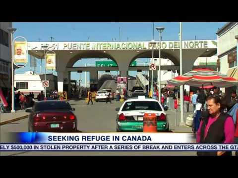 Video: Canada should prepare for wave of refugees and illegal immigrants, lawyer says