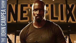 Luke Cage Cancelled, George Lucas On Set Of Mandalorian - The John Campea Show