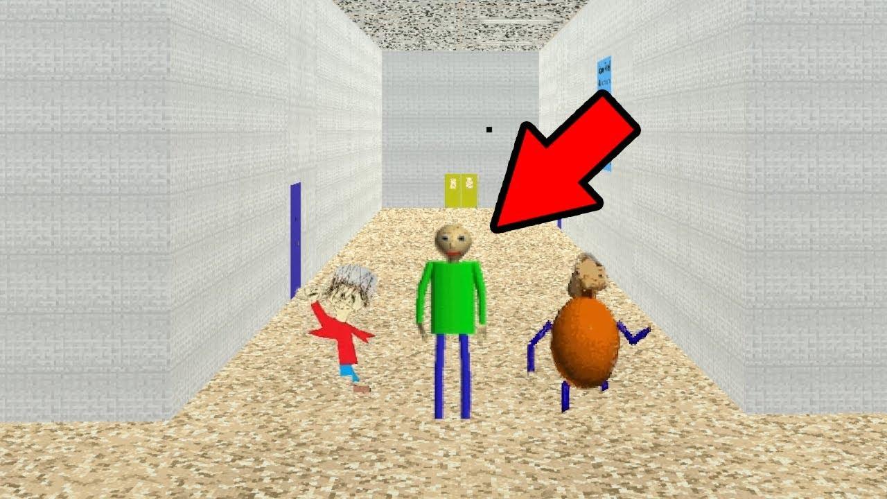 TINY BALDI MOD - Baldis TINY Basics in Education and Learning (MOD GAMEPLAY)