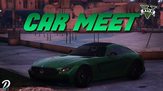 Any Car Meet Gta 5 Online Live - Road To 3.5k Subs - Check The Description For Join