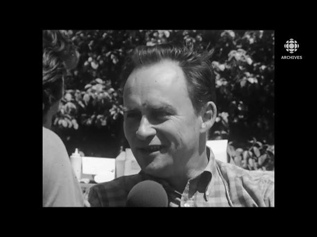 En 1966, Pierre Gauvreau, réalisateur à Radio-Canada