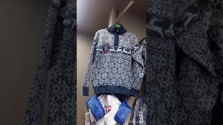 Видео Оптом свитера от 650 рублей