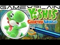 Yoshi's Crafted World ANALYSIS - Nintendo Direct Gameplay Trailer (Secrets & Hidden Details)