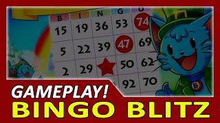[Gameplay] Bingo Blitz™️ - Bingo Games | First 15 Minutes In-Game Experience