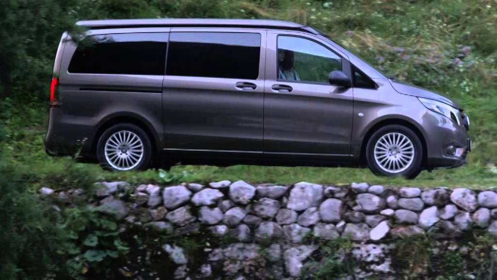 mercedes benz v klasse marco polo youtube. Black Bedroom Furniture Sets. Home Design Ideas