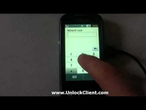 Samsung T749 Highlight instant easy permanent unlock
