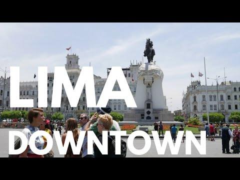 Tour of Lima Peru