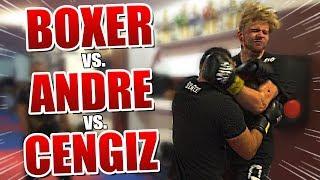 PROFIBOXER vs. ANDRE vs. CENGIZ! I S7F3
