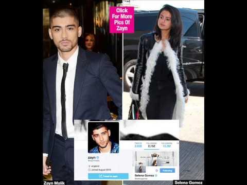 Zayn Malik Follows Selena Gomez On Twitter — Is He interested