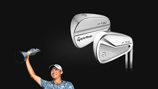 Why Did Collin Morikawa Switch Irons Before THE OPEN?